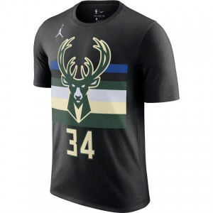 GIANNIS ANTETOKOUNMPO BUCKS STATEMENT EDITION