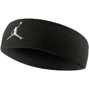 JORDAN JUMPMAN HEADBAND 'BLACK'